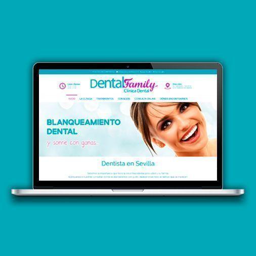 Proyectos realizados dental-family
