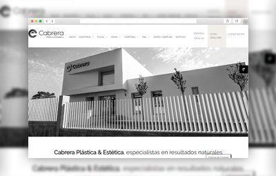 Proyectos Realizados cabrera-web
