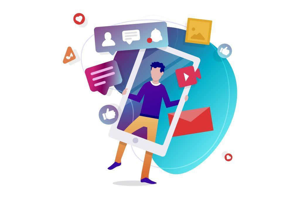 Inicio redes-sociales