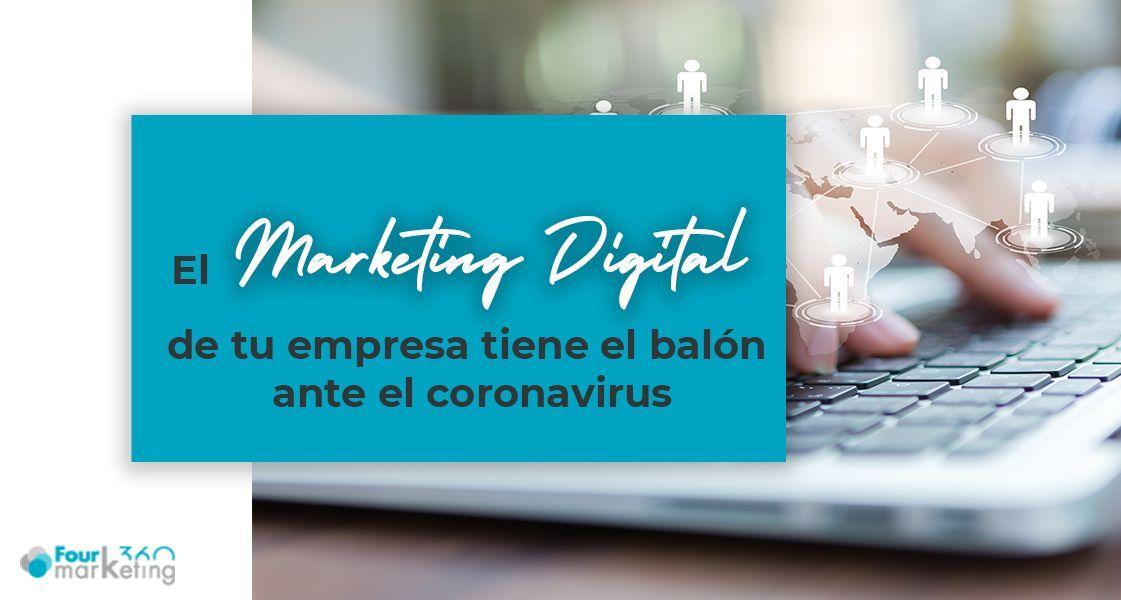 El Marketing Digital de tu empresa tiene el balón frente al coronavirus blog-javi