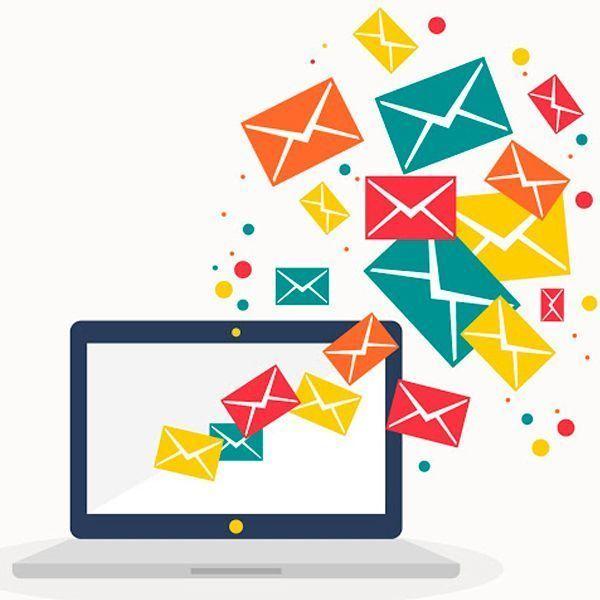 Diseño, envío y reporte de EMAILING emailing00