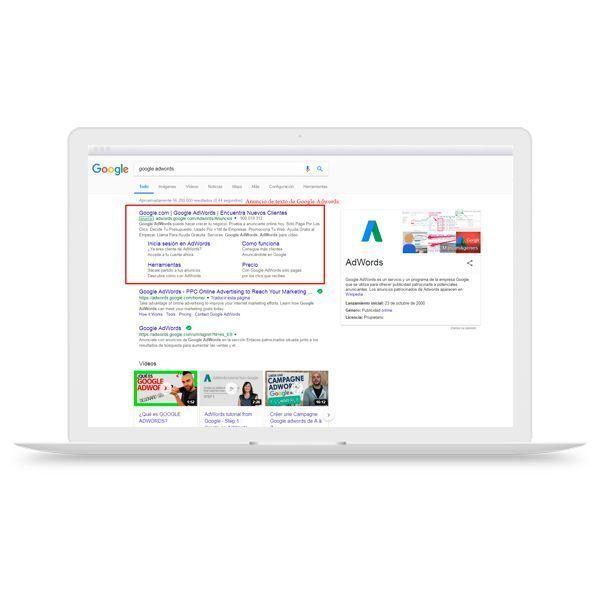 Creación campaña de GOOGLE ADS google-ads02