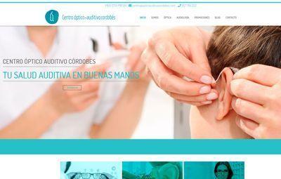 Diseño Web en Córdoba web-centro-optico