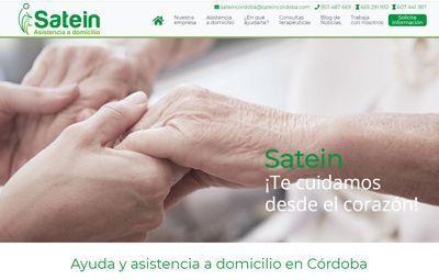 Diseño Web en Córdoba web-satein
